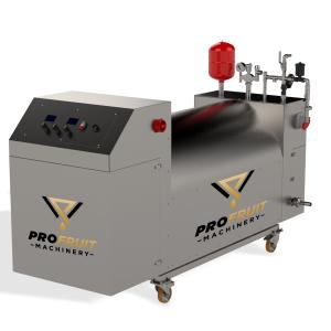 Diesel-Pasteurisieranlagen